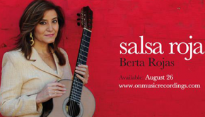 Berta Rojas presentará Salsa Roja en El Saber Va Contigo