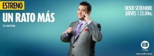 José Ayala con nuevo programa en Canal 13