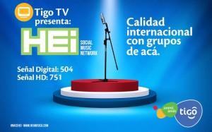 Tigo Tv lanza Hei