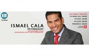 Ismael Cala dará charla en Paraguay