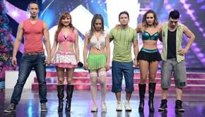 Marilina, la Kchorra y Fabisol son las finalistas de Baila Conmigo Paraguay Foto: Facebook