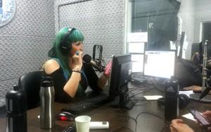 Milva en Radio Urbana