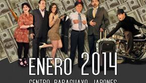 Ñande Rico Pata se estrena el 17 de enero Foto: Gentileza