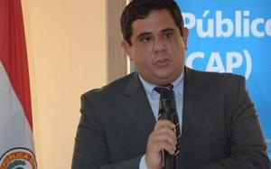Eduardo González habló sobre concentración de medios en Paraguay Foto: Conatel