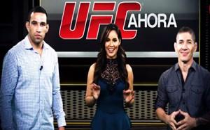 UFC Ahora ira a las 22hs. por Telefuturo Foto: Youtube