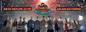 Santa Cumbia se estrena hoy en Telefuturo