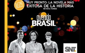 Avenida Brasil llega a Paraguay