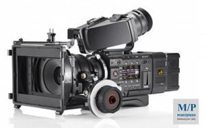Dos camáras Sony PMW F55 transmitieron en 4k en España