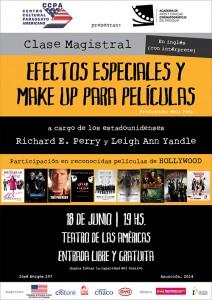 En el marco del convenio vendrán profesionales de Hollywood a dar charla en Paraguay