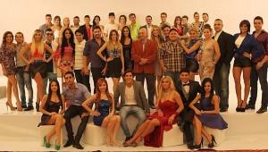 Los famosos de Baila Conmigo 2014