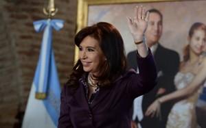 Cristina Fernández anunció una nueva medidora de rating en Argentina Foto: casarosada.gov.ar