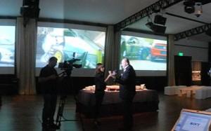 Manpizzo Paraguay presentó nuevos productos de Sony Professional Solutions