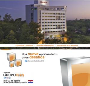 El 26 y 27 de Agosto llega una nueva edición de Asunción Media Show