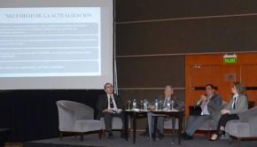 Conatel explicó el proceso del proyecto de modificación de Ley 642
