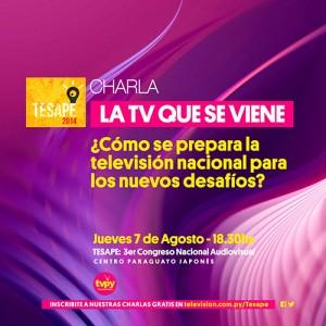 Los canales nacionales participarán en La tv que se viene
