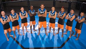 Reality de la UFC llegó a Paraguay Foto: Gentileza UFC