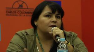 Marcela Villegas de Telefuturo habló sobre la tv que se viene