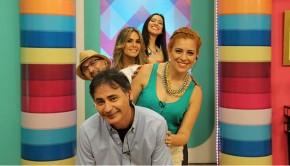 Albert Benítez se incorporó a Con Buena Onda en Red Guarani Foto: Gentileza