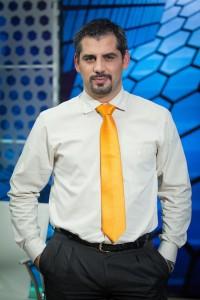Roberto Coronel, jefe de prensa de Red Guarani