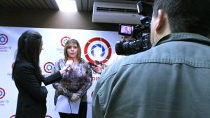 Larissa Giménez Paraguay Tv