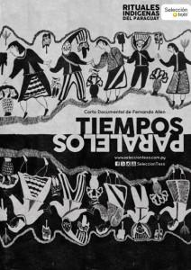 El corto 'Tiempos paralelos' de Fernando Allen se estrenará el 9 de agosto por Paraguay TV HD.