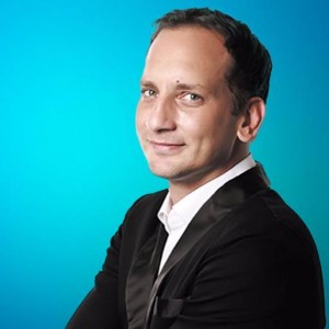 Jorge Ratti, conductor del programa.