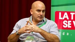 Marcelo Fleitas, Director General del SNT